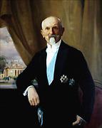 Stanis?aw Wojciechowski (1869 - 1953) President of Poland der Republik Polen 1922 to 1926.
