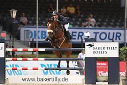 Wulschner, Benjamin (GER) Arunna<br /> Paderborn - Paderborn Challenge 2016<br /> © www.sportfotos-lafrentz.de