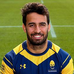 Marco Mama of Worcester Warriors - Mandatory by-line: Robbie Stephenson/JMP - 25/08/2017 - RUGBY - Sixways Stadium - Worcester, England - Worcester Warriors Headshots