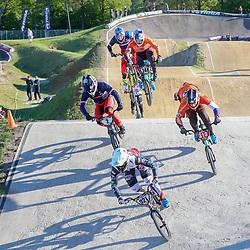 06-05-2018: Wielrennen: BMX Wereldbeker Supercross: Papendal <br />Worldcup BMX supercross Papendal final Mens race