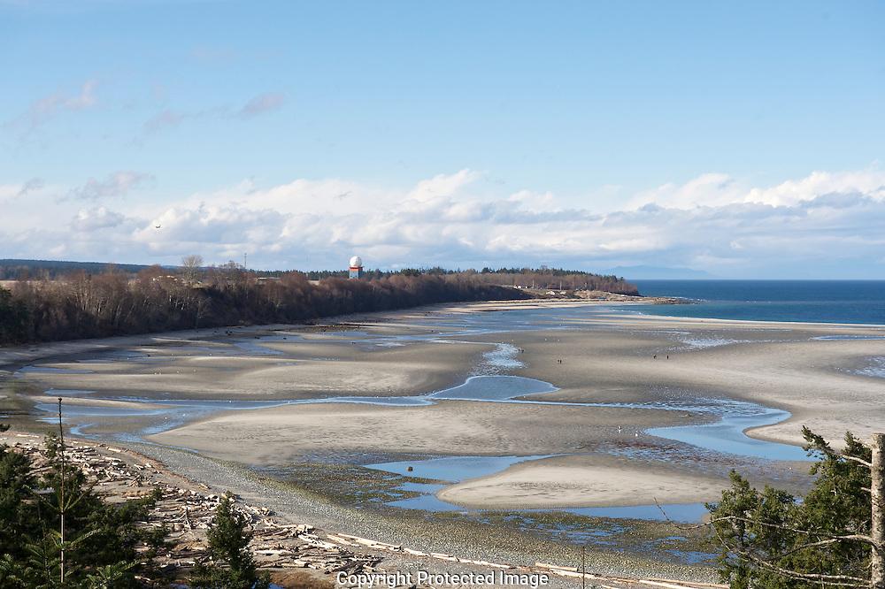 Kye Bay, Vancouver Island., Courtenay, British Columbia, Canada, Isobel Springett