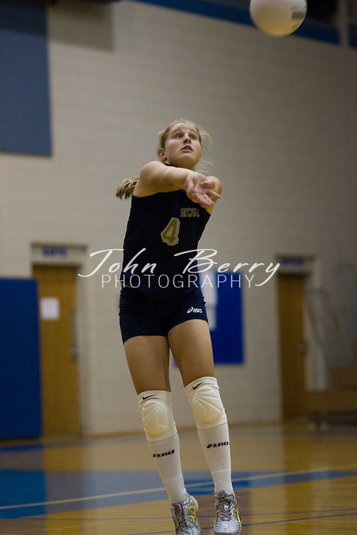 Mountaineer Classic Volleyball Tournament..Rappahannock (2) vs Fluvanna (0)
