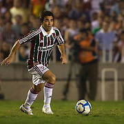 Deco in action on debut for Fluminense during the Fluminense FC V CR Vasco da Gama Futebol Brasileirao League match at the Maracana, Jornalista Mário Filho Stadium,  The match ended in a 2-2 draw. Rio de Janeiro,  Brazil. 22nd August 2010. Photo Tim Clayton