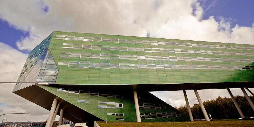 Faculteitsgebouw Levenswetenschappen (Biologie) van de RuG. Zernike, Groningen