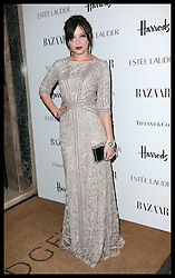 Daisy Lowe  arriving at the Harper's Bazaar Women of the Year Awards in London, Wednesday, October 31st 2012 Photo by: Stephen Lock / i-Images