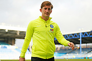Alex Woodyard before the EFL Sky Bet League 1 match between Portsmouth and Peterborough United at Fratton Park, Portsmouth, England on 7 December 2019.