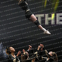 1025_Glasgow University Cheerleaders - Tigers Gold