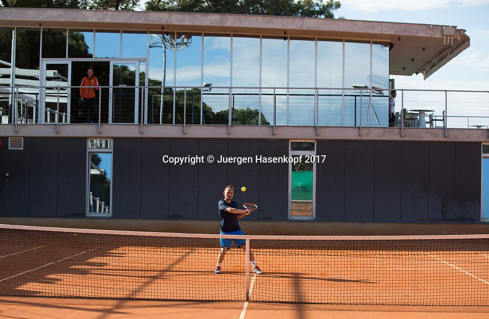 Zischka Tennis Camp Umag  2017<br /> <br /> travel - Zischka Tennis Camp Umag -  -  Melia Coral Hotel - Umag -  - Croatia  - 9 May 2017. <br /> © Juergen Hasenkopf
