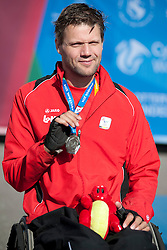 GENYN Peter, 2014 IPC European Athletics Championships, Swansea, Wales, United Kingdom