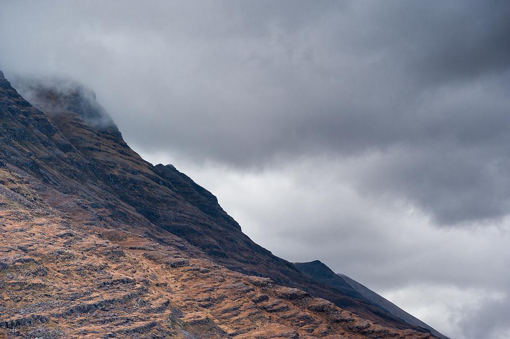 Liatach from Annat, Torridon, Scotland