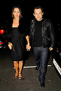14.DECEMBER.2007. LONDON<br /> <br /> TAMARA MELLON AND CHRISTIAN SLATER ARRIVING AND LEAVING MATTHEW FREUD&rsquo;S CHRISTMAS PARTY WHO IS MARRIED TO RUPERT MURDOCH&rsquo;S DAUGHTER ELIZABETH IN WEST LONDON.<br /> <br /> BYLINE: EDBIMAGEARCHIVE.CO.UK<br /> <br /> *THIS IMAGE IS STRICTLY FOR UK NEWSPAPERS AND MAGAZINES ONLY*<br /> *FOR WORLD WIDE SALES AND WEB USE PLEASE CONTACT EDBIMAGEARCHIVE - 0208 954 5968*