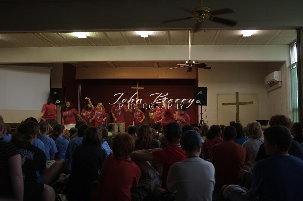 June/12/11:  Mt. Zion United Methodist Mission Trip 2011.  Cherokee, NC with TeamEffort.org