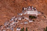 Chemrey Monastery, Ladakh, Jammu and Kashmir State, India.