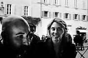 Marianna Madia. Roma 12 Gennaio 2018. Christian Mantuano / OneShot
