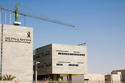 Israel, Negev, Be'er Sheva, Ben-Gurion University of the Negev