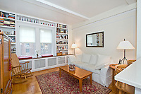 Living Room at 30 Fifth Avenue