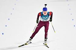February 10, 2018 - Pyeongchang, South Korea - 180210 Uliana Kaisheva of Russia (OAR) competes in Women's Biathlon 7,5 km Sprint during day one of the 2018 Winter Olympics on February 10, 2018 in Pyeongchang..Photo: Petter Arvidson / BILDBYRN / kod PA / 87614 (Credit Image: © Petter Arvidson/Bildbyran via ZUMA Press)