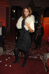 TRINNY WOODALL at a party to celebrate the launch of the 'Inde Mysterieuse' jewellery collection held at Lancaster House, London SW1 on 19th September 2007.<br /><br />NON EXCLUSIVE - WORLD RIGHTS