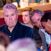 NLD/Rotterdam/20180412 - Hoe Zuid-Korea Guus Hiddink veroverde première, Guus Hiddink en partner