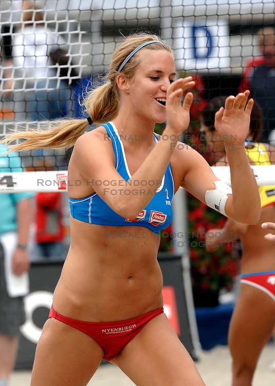 26-06-2007 VOLLEYBAL: WORLD TOUR BEACHVOLLEYBAL: STAVANGER<br />