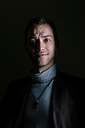 J.P. Sheehan, 26, from Connecicut. Hundreds of Alt Right supporters gathered during a conference sponsored by National Policy Institute, run by Richard Spencer, at the Ronald Reagan Building and International Trade Center on Saturday, Nov. 19, 2016 in Washington, D.C.