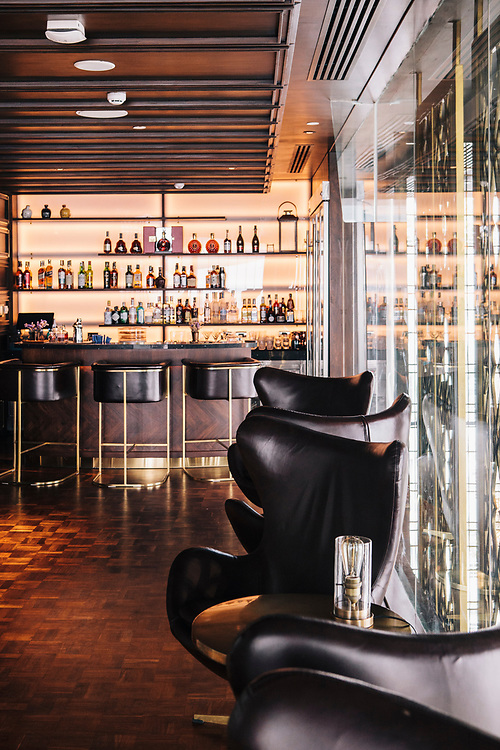 Jack Bain's Bar at 137 Pillars Hotel