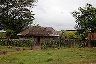 House in San Andres, Holguin, Cuba.