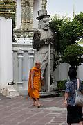 Wat Po Temple of the Reclining Buddha Bangkok Thailand