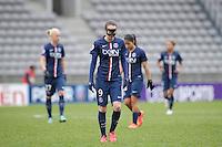 Kosovare Asllani  - 20.12.2014 - PSG / Montpellier - 14eme journee de D1<br /> Photo : Andre Ferreira / Icon Sport