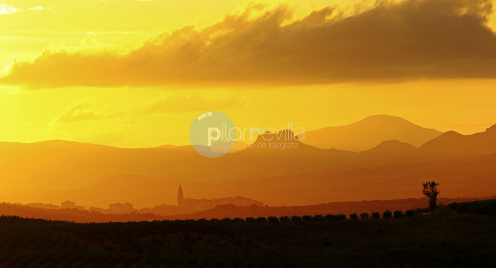Montes Obarenes, Haro. La Rioja ©Daniel Acevedo / PILAR REVILLA
