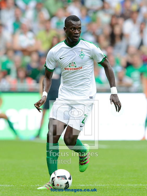 Fallou Diagne of SV Werder Bremen during the pre season friendly match at Weserstadion, Bremen, Germany.<br /> Picture by EXPA Pictures/Focus Images Ltd 07814482222<br /> 07/08/2016<br /> *** UK &amp; IRELAND ONLY ***<br /> EXPA-EIB-160807-0293.jpg