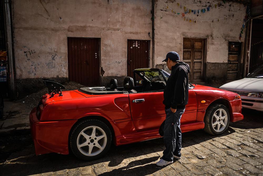 El Alto, Bolivia | Meridith Kohut Photography