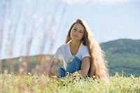 Cassidy Bartlett senior portrait session.   ©2015 Karen Bobotas Photographer
