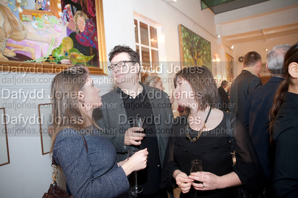 JANE WILSON; MARK WALLINGER; LOUISE WILSON, Stanley Kubrick's Napoleon. The Greatet Movie Never Made. Book launch.  Published by Taschen. Launch held at Kubrick's family home Childwickbury House. Harpenden. 8 December 2009