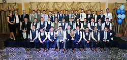 Champions Celebrate.<br />