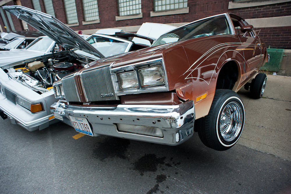 2nd Annual Slow and Low Lowrider Festival and Exhibit at Chicago Urban Art Society