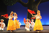 Ballet Folklorico De Mexico De Amalia Hernandez tells the story of Mexico's rich history through vibrant and exuberant dances.