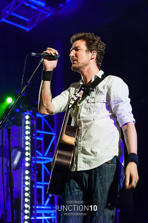 Frank Turner performs at the O2 Academy, Birmingham, United Kingdom.Picture Date: 24 April, 2013