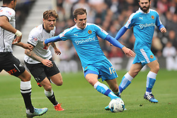 Jed Wallace Wolverhampton Wanderers, Derby County v Wolves, Ipro Stadium, Sky Bet Championship, Sunday 18th October 2015 (Score Derby 4, Wolves, 1)Derby County v Wolves, Ipro Stadium, Sky Bet Championship, Sunday 18th October 2015 (Score Derby 4, Wolves, 1)