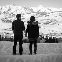 Winter Engagement/Wedding