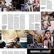 Published in AFRICA magazine, Italy, January 2019