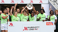 MAY 11 2014 London 7s Plate Final South Africa v Kenya