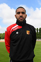 Josue Albert during the Friendly match between Lens and Quevilly Rouen on 1 July 2017, in France. ( Photo by Philippe le Brech / Icon Sport )
