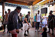 Second Sundae Dance Competition w/ Tony Touch - 08-12-12