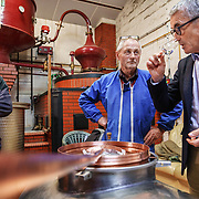 Dominique Metoyer at Martell Cognac, the region's oldest great house, tastes the first spirits sample of the grower family Hillairet. Martell works with 1,200 suppliers across the Cognac region and supplies its luxury spirits around the world, especially in the USA and China.In 1715, Jean Martell, a young merchant originally from Jersey, created his own trading business at Gatebourse in Cognac, on the banks of the Charente River, and thus founded one of the very first cognac houses. Martell used grapes from the vineyards in the Borderies subregion, and used Tronçais oak for its casks, this made a combination that resulted in an exceptionally smooth cognac.