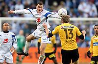 Fotball , 11. november 2006 , NM-finale , cupfinalen , Haugesund - Lillestrøm 0-2 ,<br /> Cameron Weaver , Haugesund