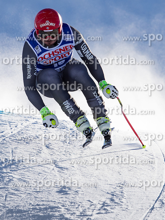 03.12.2016, Val d Isere, FRA, FIS Weltcup Ski Alpin, Val d Isere, Abfahrt, Herren, im Bild Guillermo Fayed (FRA) // Guillermo Fayed of France in action during the race of men's Downhill of the Val d'Isere FIS Ski Alpine World Cup. Val d'Isere, France on 2016/12/03. EXPA Pictures © 2016, PhotoCredit: EXPA/ Johann Groder