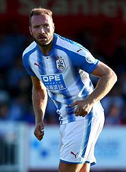 Laurent Depoitre of Huddersfield Town - Mandatory by-line: Robbie Stephenson/JMP - 12/07/2017 - FOOTBALL - Wham Stadium - Accrington, England - Accrington Stanley v Huddersfield Town - Pre-season friendly