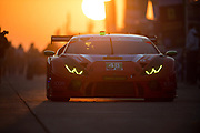 March 15-17, 2018: Mobil 1 Sebring 12 hour. 48 Paul Miller Racing, Lamborghini Huracan GT3, Bryan Sellers, Corey Lewis, Madison Snow,