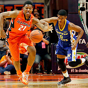 Illinois Basketball vs. Coppin State - 11.16.2014